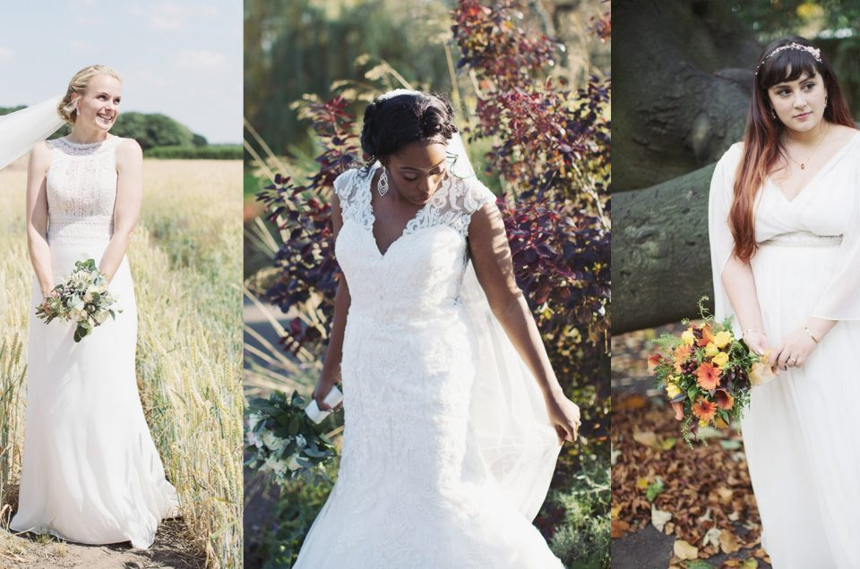Inspire Me ♡ 17 Stunning Wedding Dresses