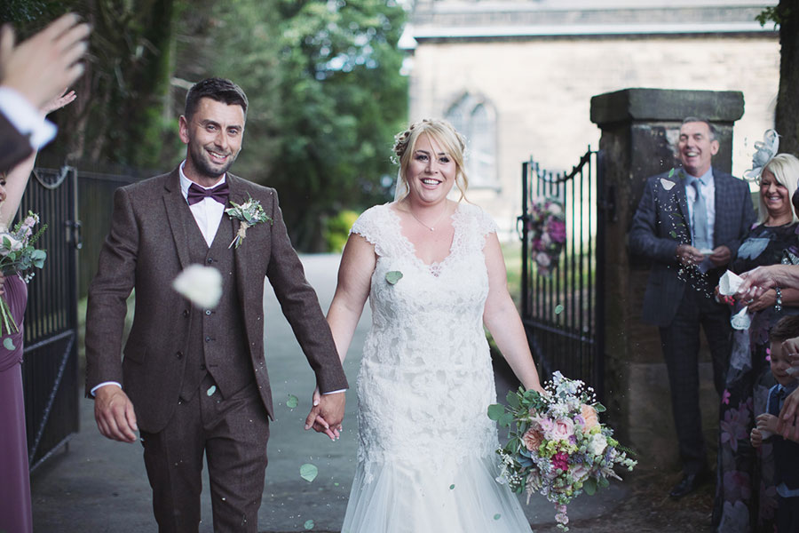 Laura & Jamie ♡ St. James' Church & Rotherham Golf Club, Rotherham Wedding