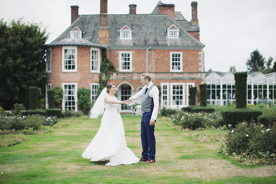 Callum & Emma ♡ Sutton Bonington Hall, Loughborough Wedding