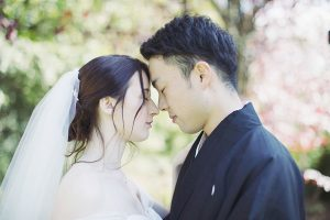 Japan Tokyo Kyoto destination wedding photographer who speaks English and Japanese