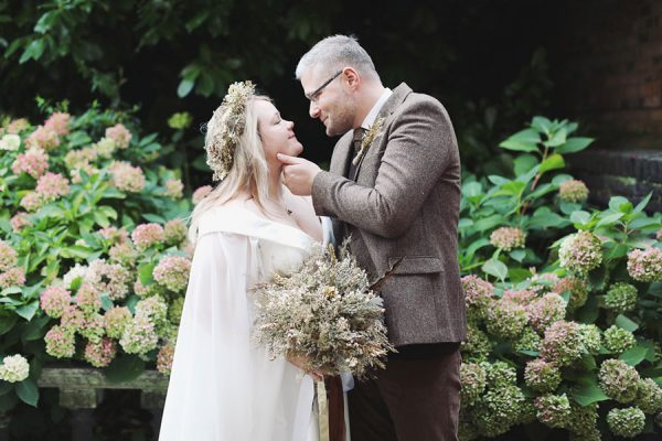 York Register Office wedding ceremony photography short one hour photographer with a boho bride and photo by Sasha Lee Photography