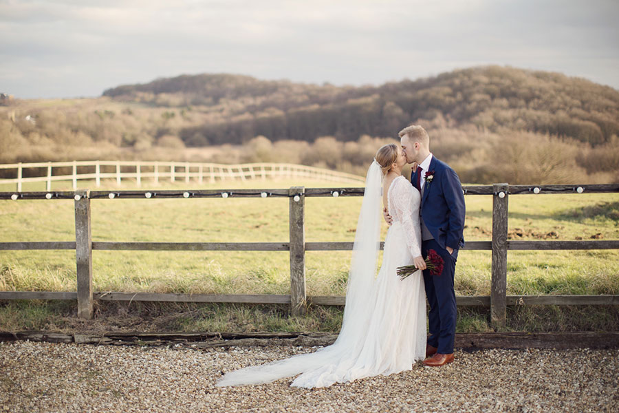 Beverley & Michael ♡ Swancar Farm Country House Wedding