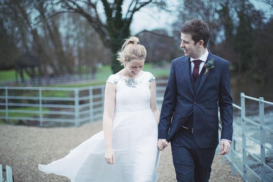 Emma & Sam ♡ The West Mill, Darley Abbey Wedding