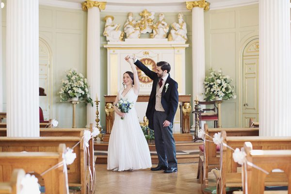 York wedding photographer | Bar Convent Living Heritage Centre | Natural wedding photography | York Christian city centre venue | Ceremony | Sasha Lee Photography