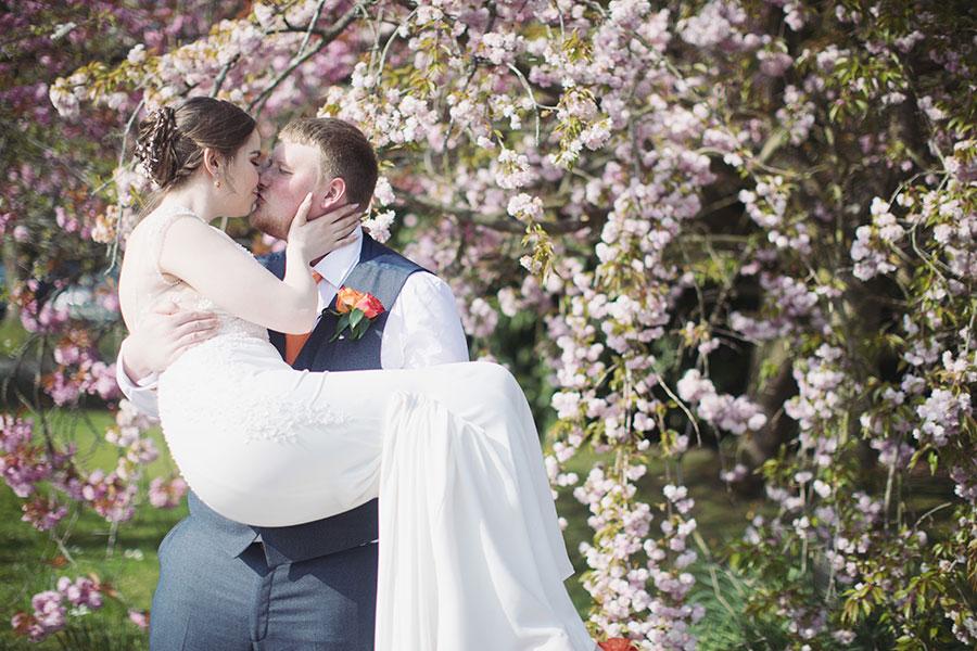 Sam & Jess ♡ Ringwood Hall, Chesterfield Wedding