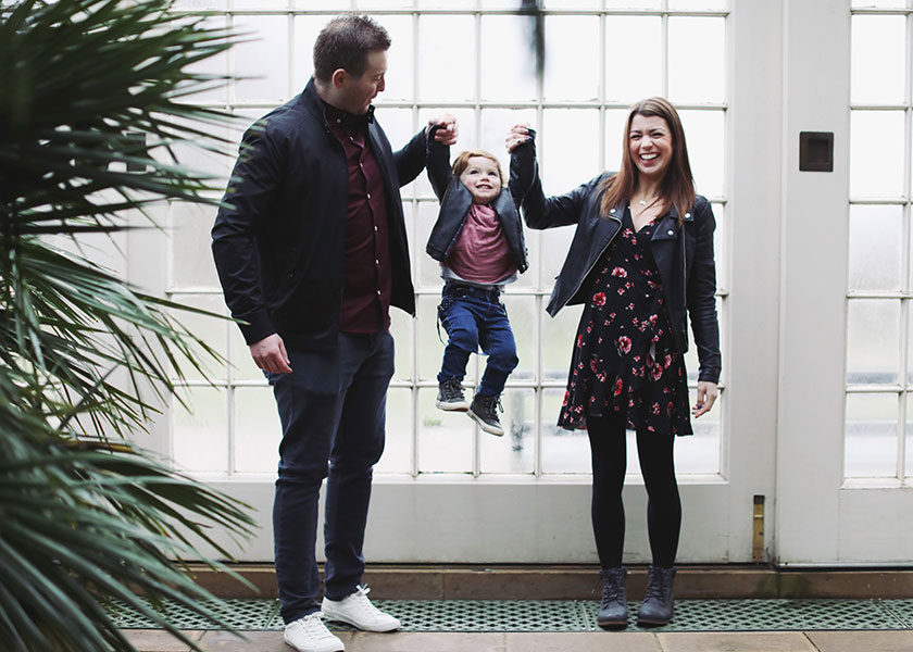 Beth & Josh Family Shoot 9