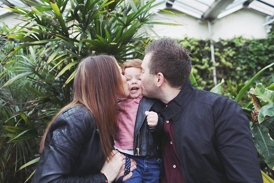Beth & Josh Family Shoot 2