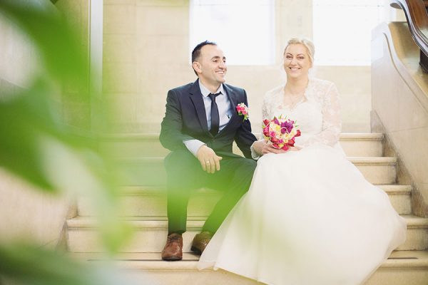 Chesterfield Town Hall wedding | Chesterfield wedding photography natural | Yorkshire Sheffield natural wedding photography | 1 hour photography booking