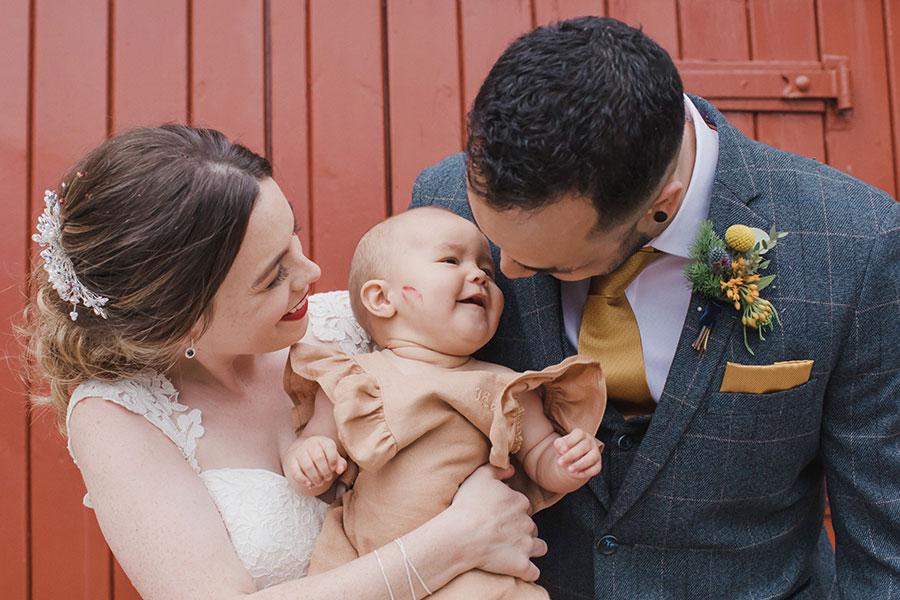 Wood Lane Countryside Centre wedding   Sasha Lee Photography