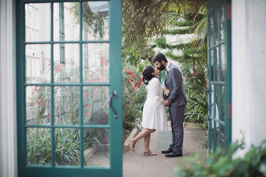 Sheffield Botanical Gardens wedding | Sasha Lee Photography