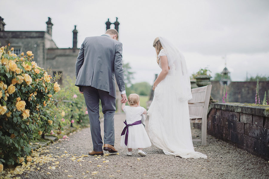 Rebecca & Andrew ♡ Tissington Hall, Peak District Wedding Photography