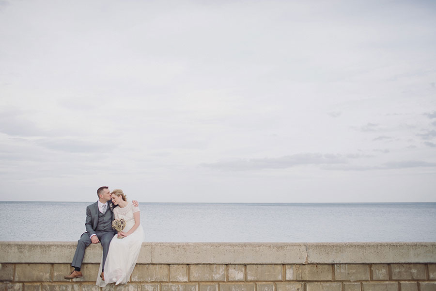 Emma & Glen ♡ St. Peter's Church & North Cliff Golf Club, Scarborough Wedding Photography