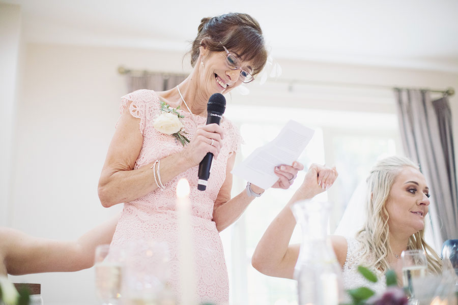Women Giving Wedding Speeches ♡ Happy International Women's Day