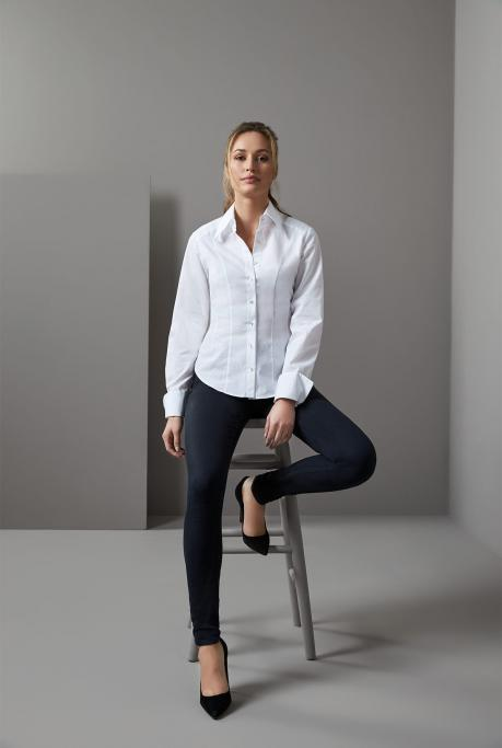 Image of Panelled Shirt