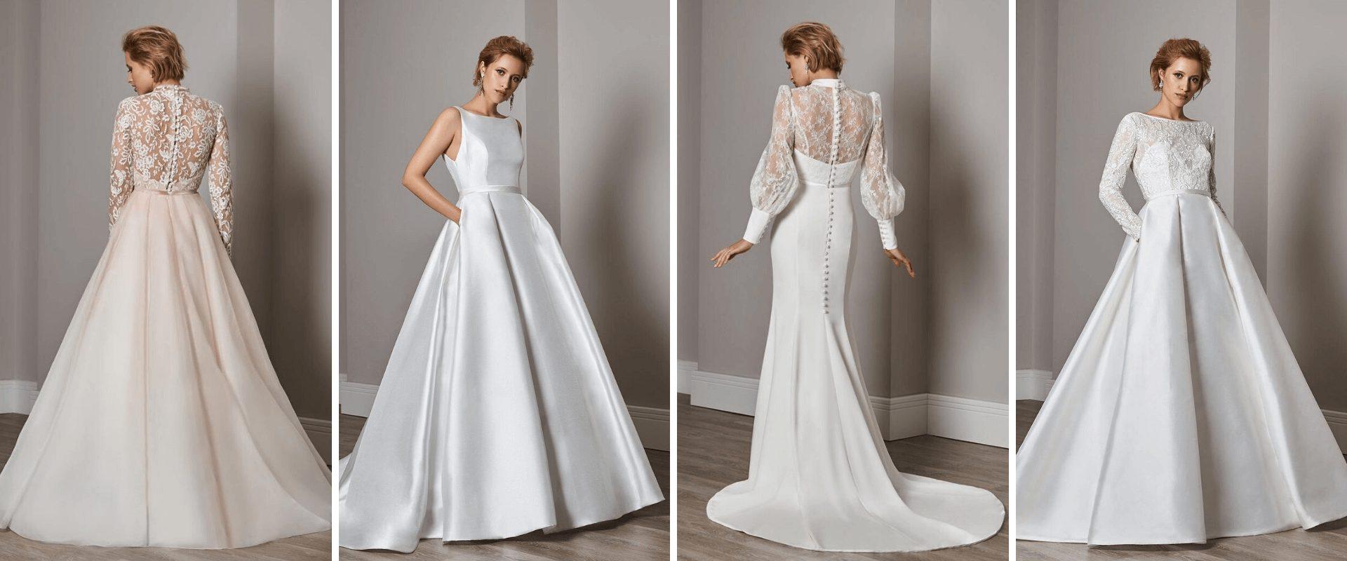 Winter Wedding Dresses | Sassi Holford