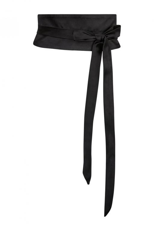Sassi Holford Wrap Belt Black