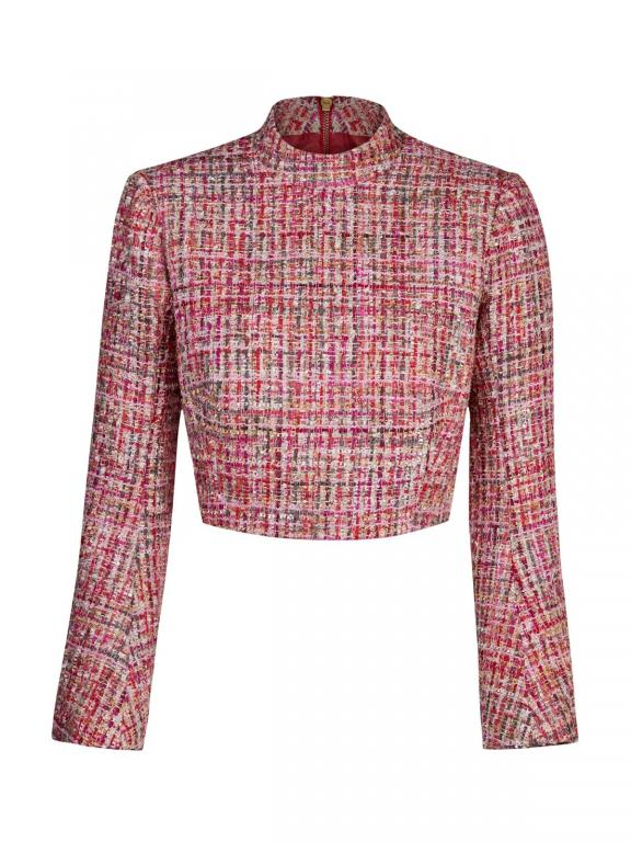 Sassi Holford - Dublin Jacket Pink