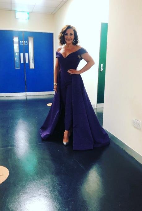 Image of Shirley Ballas - Strictly Come Dancing Launch 2020