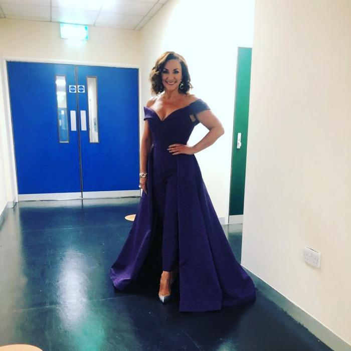Image of Shirley Ballas – Strictly Come Dancing Launch 2020