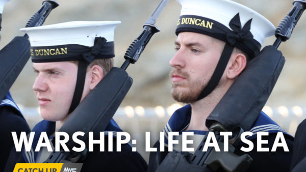 Warship: Life At Sea – Channel 5