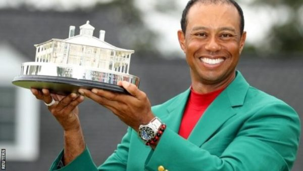 The Masters 2019: Tiger Roars Again – BBC2