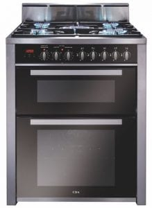 A 70cm twin cavity range cooker from CDA Appliances