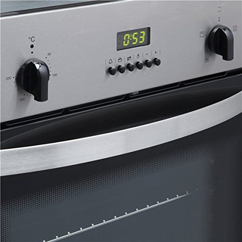 Amica 508EE1W 50cm Freestanding Electric Single White Oven Cooker W/ 2000W Grill