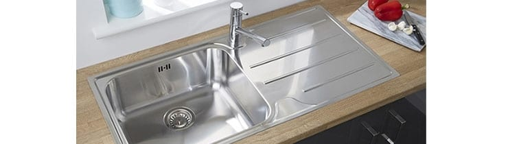 New Plateau Kitchen Sinks From Astracast