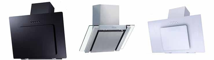 New From SIA – Angled Cooker Hoods