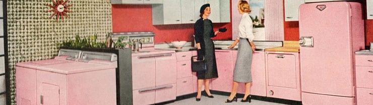 Get the Look – 1950s Kitchen