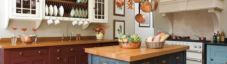 Get the Look – Rustic Kitchen Tips