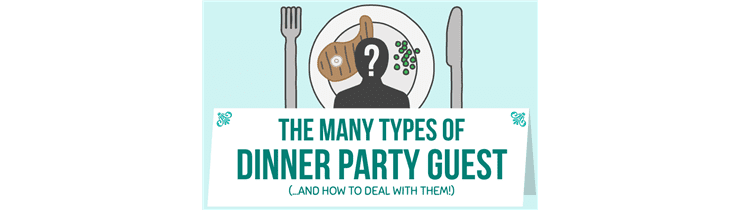 Dinner Party Guests – The Bad & The Ugly