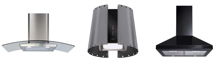 Cooker Hood Special Features