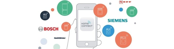 Bosch Unveils Home Connect Capabilities