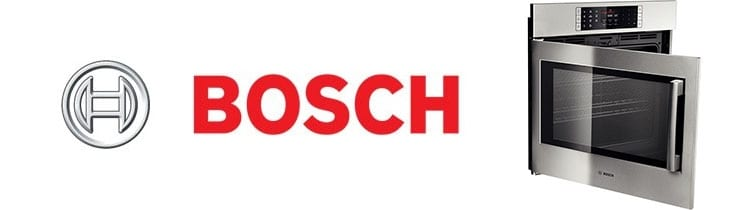 Bosch Benchmark Wall Oven Wins Award