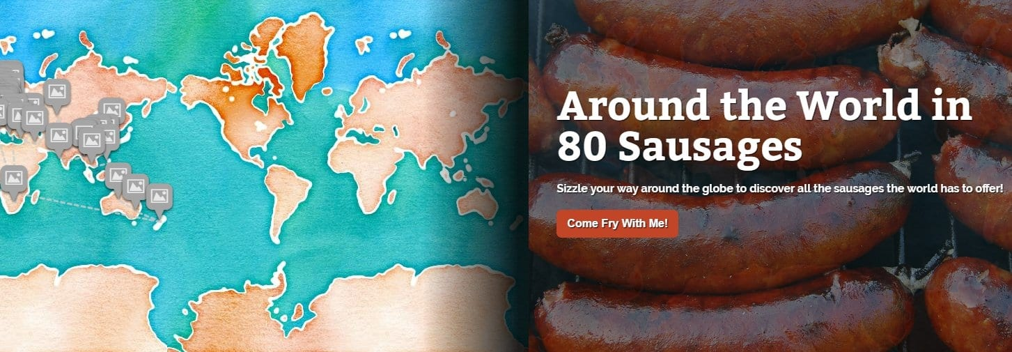 Around the World in 80 Sausages