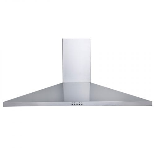 SIA CH91SS 90cm Stainless Steel Chimney Cooker Hood Extractor + 1m Ducting Kit