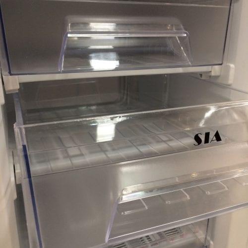 SIA RFI108 Integrated Built In 228L Tall Larder Freezer With Fast Freeze    A+