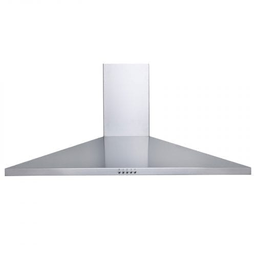 SIA CH101SS 100cm Stainless Steel Chimney Cooker Hood Kitchen Extractor Fan