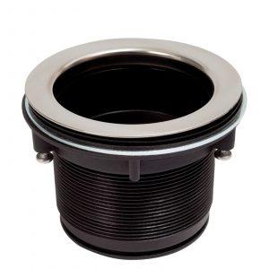 CDA AKD03 Waste Disposal Adaptor For Ceramic Sinks Using CDA AKD01/02