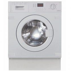 CDA CI371 High Capacity 15 Programs Integrated Built in Washing Machine A+