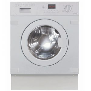 CDA CI371 High Capacity 15 Programs Integrated Built in Washing Machine A+