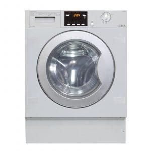 CDA CI925 1200rpm 6kg 11 Program Integrated Built In Washer Dryer