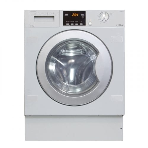 CDA CI925 1200rpm 6kg 11 Program Integrated Built In Washer Dryer