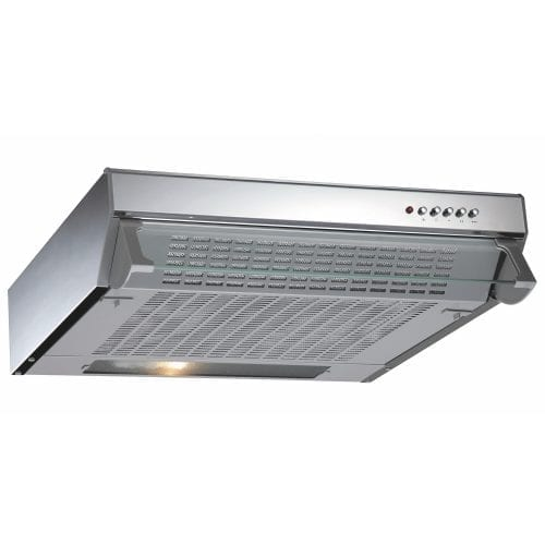 CDA CST61SS 60cm Visor Cooker Hood Extractor Fan In Stainless Steel