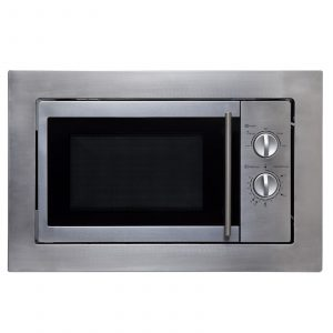 SIA BIM10SS 20L Integrated Built in 700W Microwave Oven in Stainless Steel