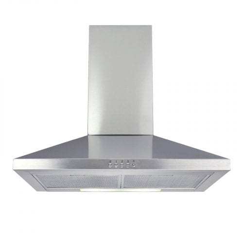 Matrix MEH601SS Stainless Steel 60cm Chimney Cooker Hood Extractor