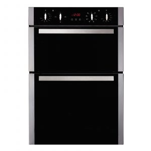 CDA DK951SS 60cm Built-In Electric Touch Control Double Fan Oven | A Rating