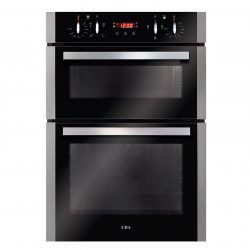 CDA DC940SS Stainless Steel Built In Fully Programmable Double Electric Oven