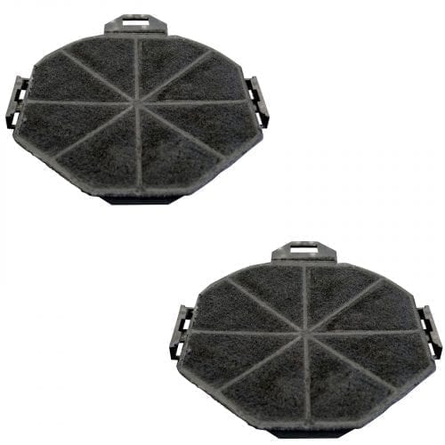 SIA1 Cooker Hood Charcoal Carbon Re-circulation Filters For SIA Extractor Fans